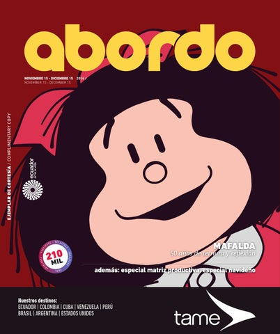 Revista Abordo - Matriz productiva by Ekos - issuu a1ff20b4974
