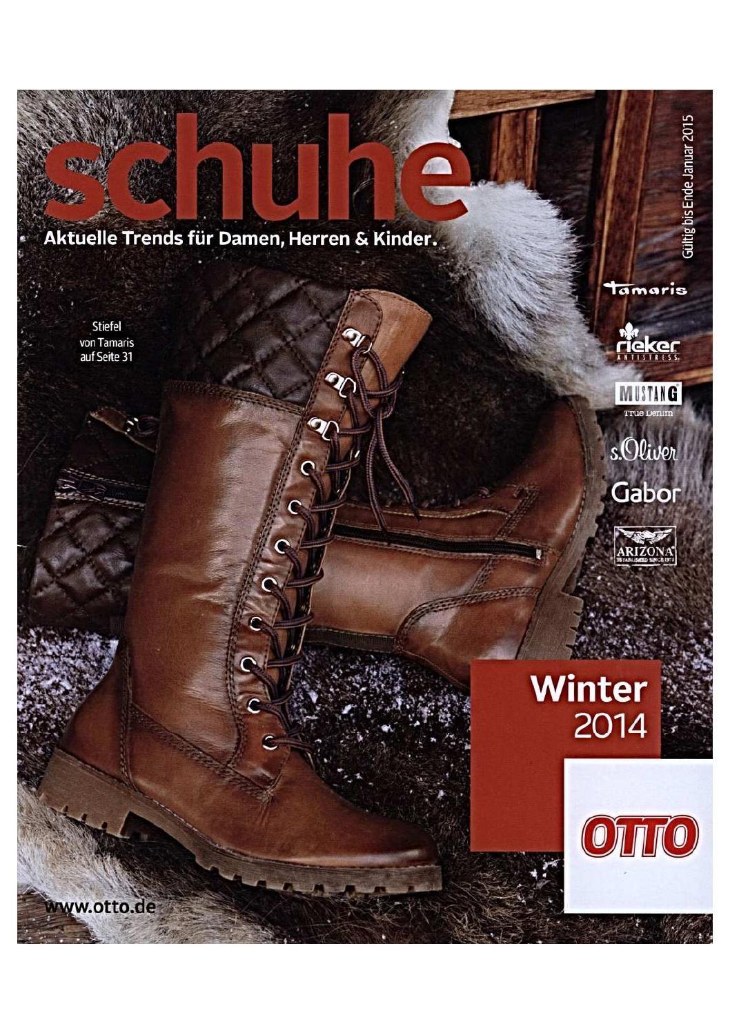 new concept dc9c3 0df4f Каталог otto schuhe осень зима 201415 by Prestige - issuu