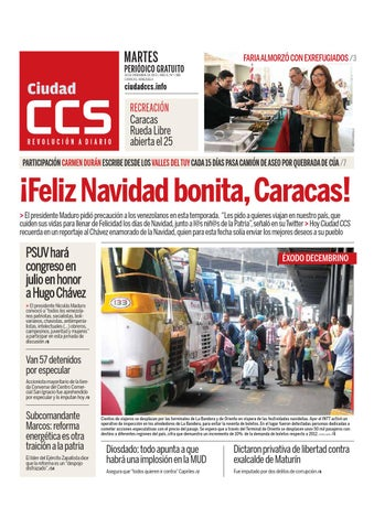 108662a7 24/12/13 by Ciudad CCS - issuu