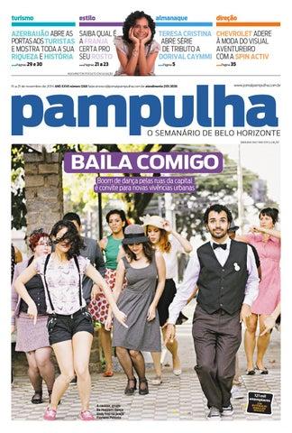 dba17f6e9 Pampulha - Sáb, 15/11/2014 by Tecnologia Sempre Editora - issuu