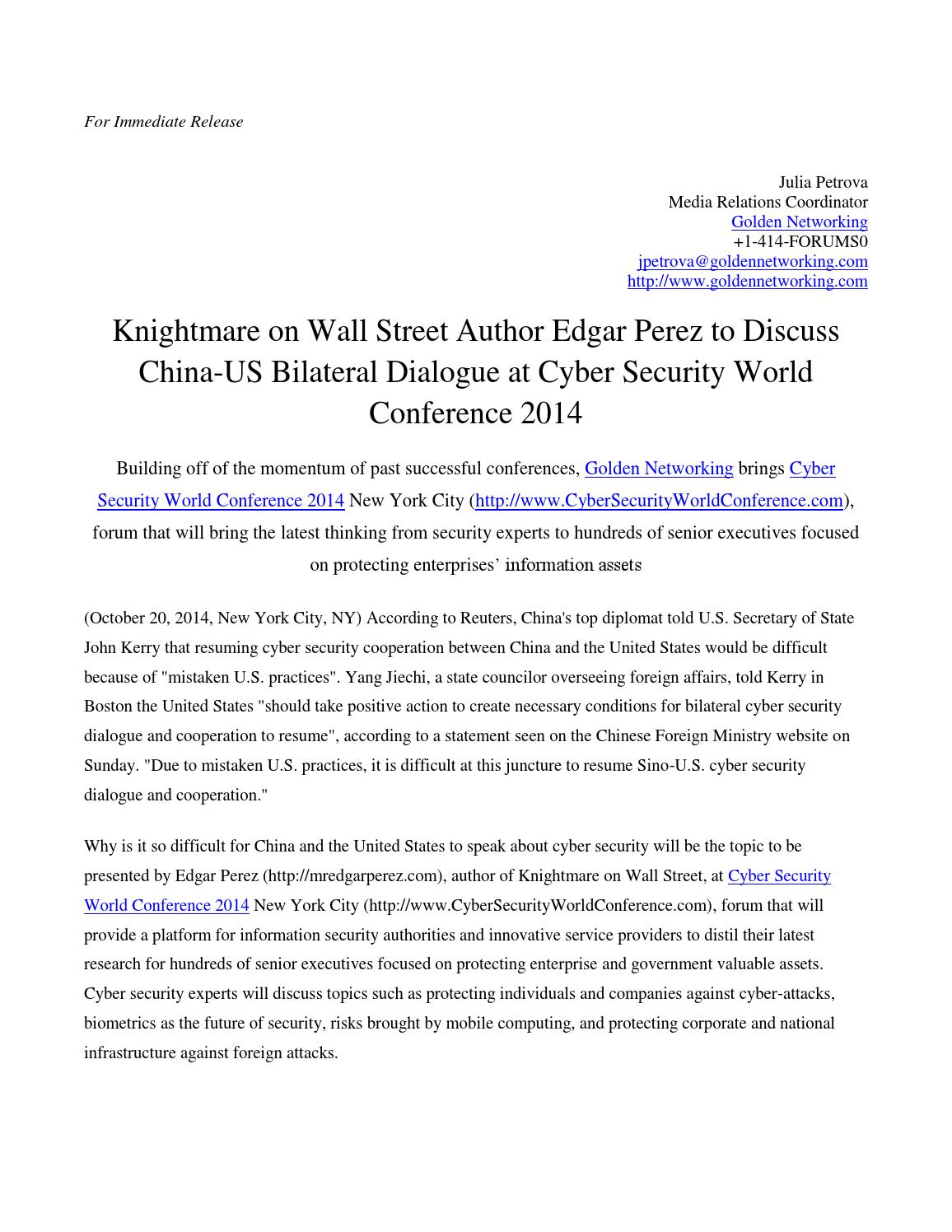 edgar perez author of knightmare on The hardcover of the knightmare on wall street: the rise and fall of knight capital and the biggest risk for financial markets by edgar perez at barnes.