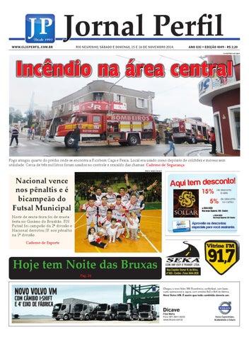 5bff26505 Jornal perfil 15 11 14 by ClicPerfil - issuu