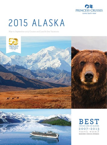 2015 alaska brochure by romantics travel issuu 2015 al ask a may to september 2015 cruises and land sea vacations fandeluxe Gallery