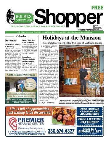 Holmes county hub shopper july 11 2013 by gatehouse media neo issuu holmes county hub shopper nov 15 2014 fandeluxe Image collections