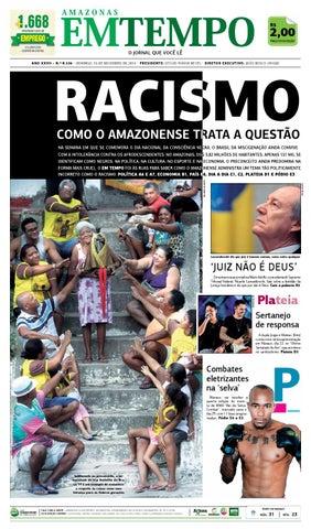 c66fe8acb EM TEMPO - 30 de novembro de 2014 by Amazonas Em Tempo - issuu