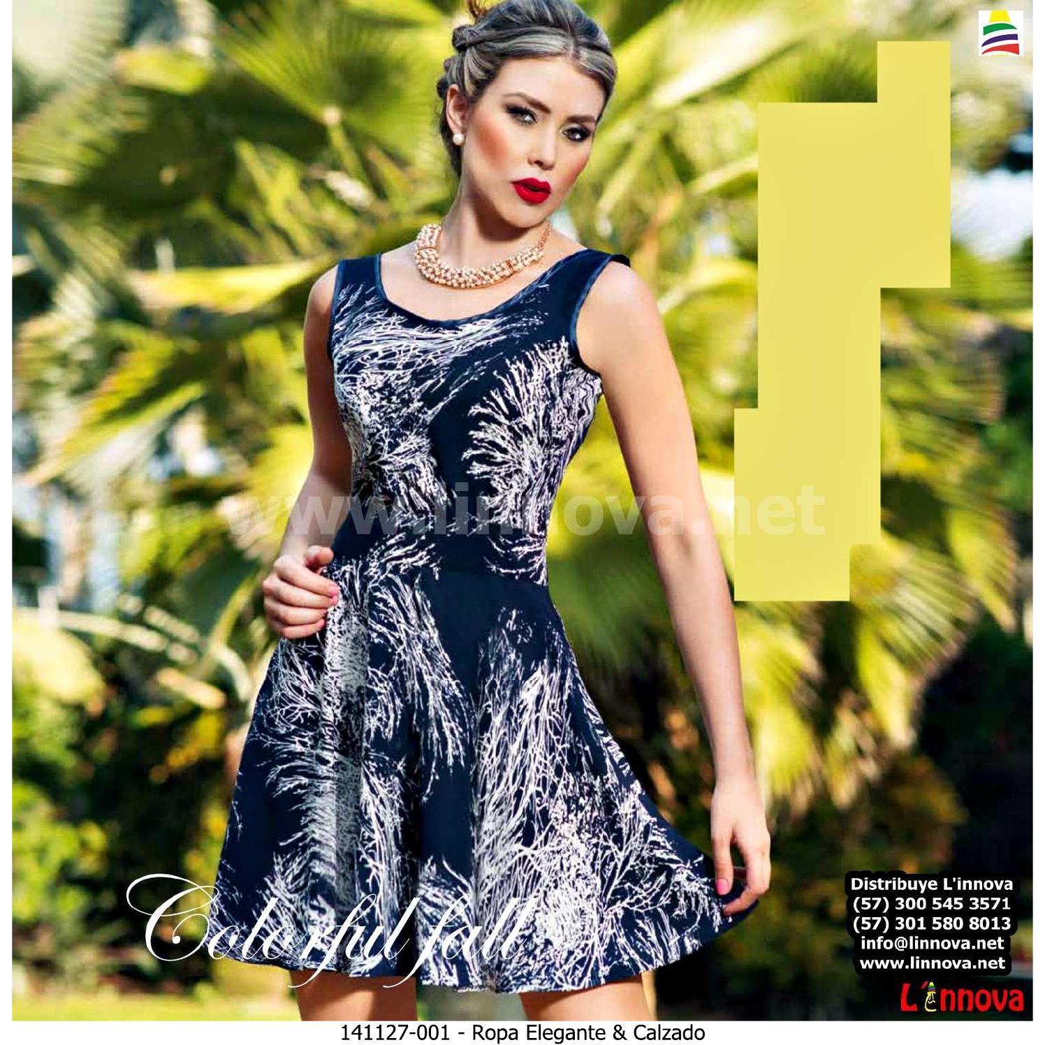 141127a ropa elegante calzado by linnova issuu for Zapateros elegantes