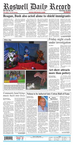 d5c1ecdbb25 11 16 14 Roswell Daily Record by Roswell Daily Record - issuu