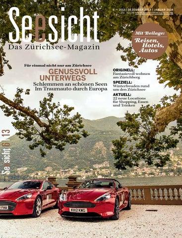Seesicht 6/2013 by Seesicht Media AG - issuu