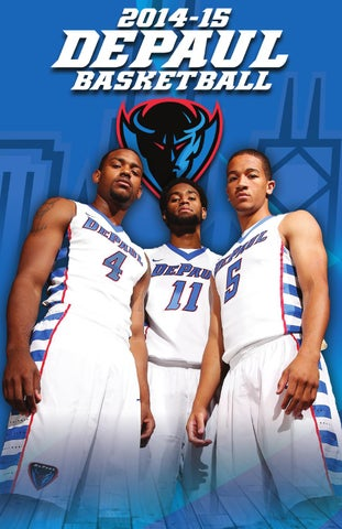 8ac0d2050a24 2014-15 DePaul Men s Basketball Media Guide by DePaul Athletics - issuu