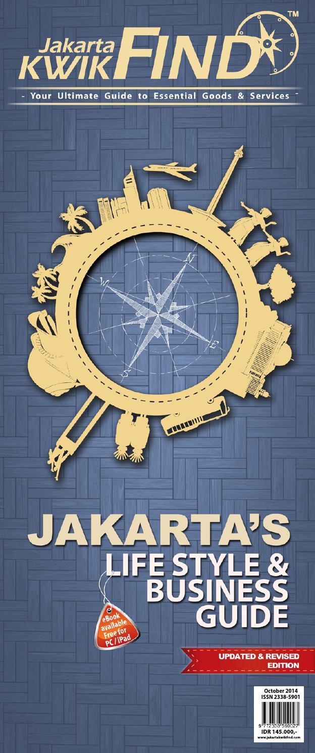 Jakarta Kwikfind October 2014 By Issuu Pierre Cardin Pc106591f09 Silver Kombinasi Gold