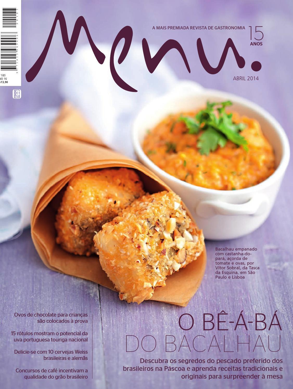 b0496021a41 Revista Menu 183 by Editora 3 - issuu