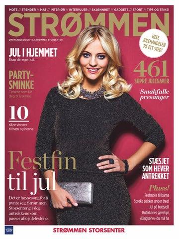f7047ec7 Julemagasinet by Strømmen Storsenter - issuu