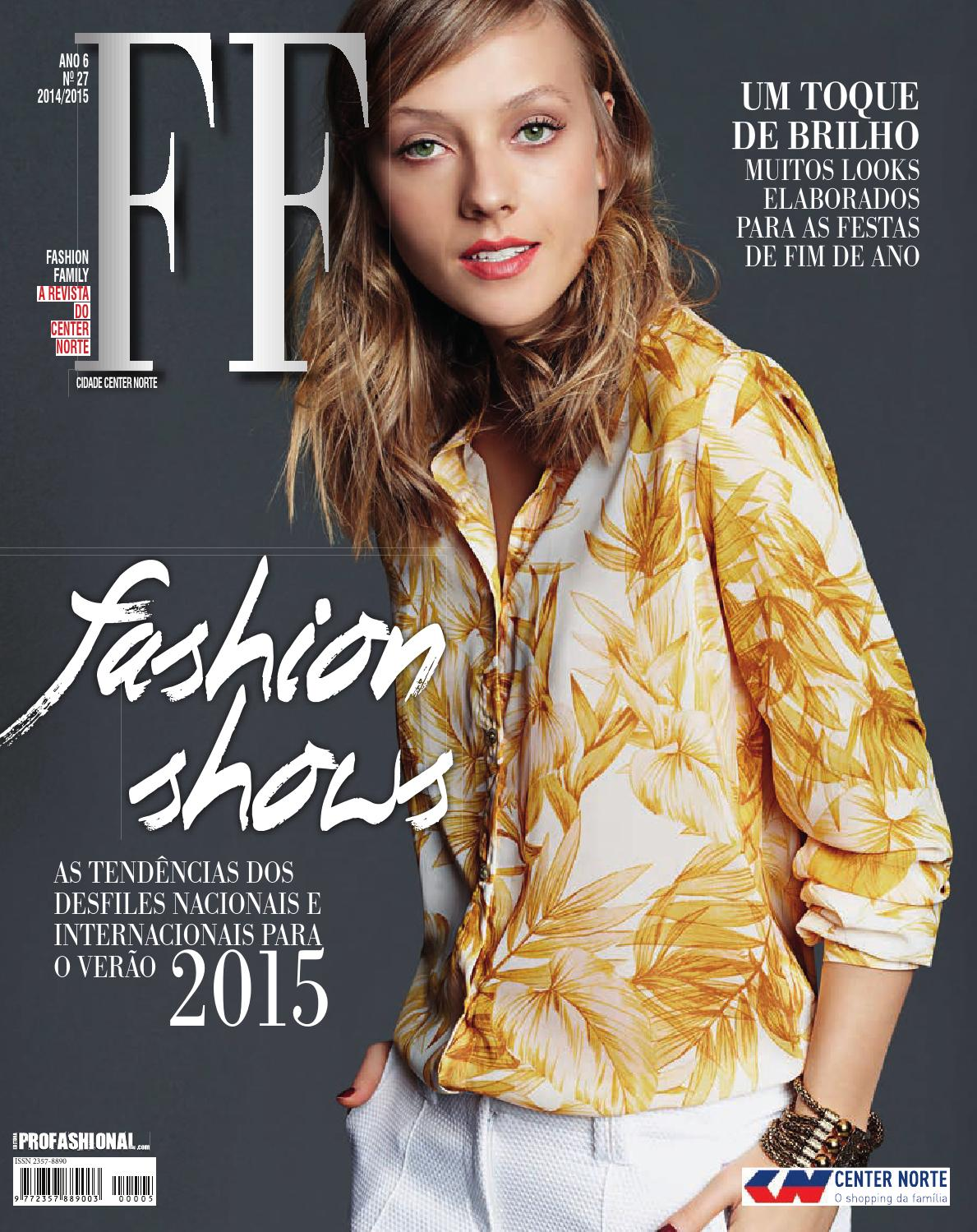 980746ff7 Revista Fashion Family ed 27 by Profashional Editora - issuu