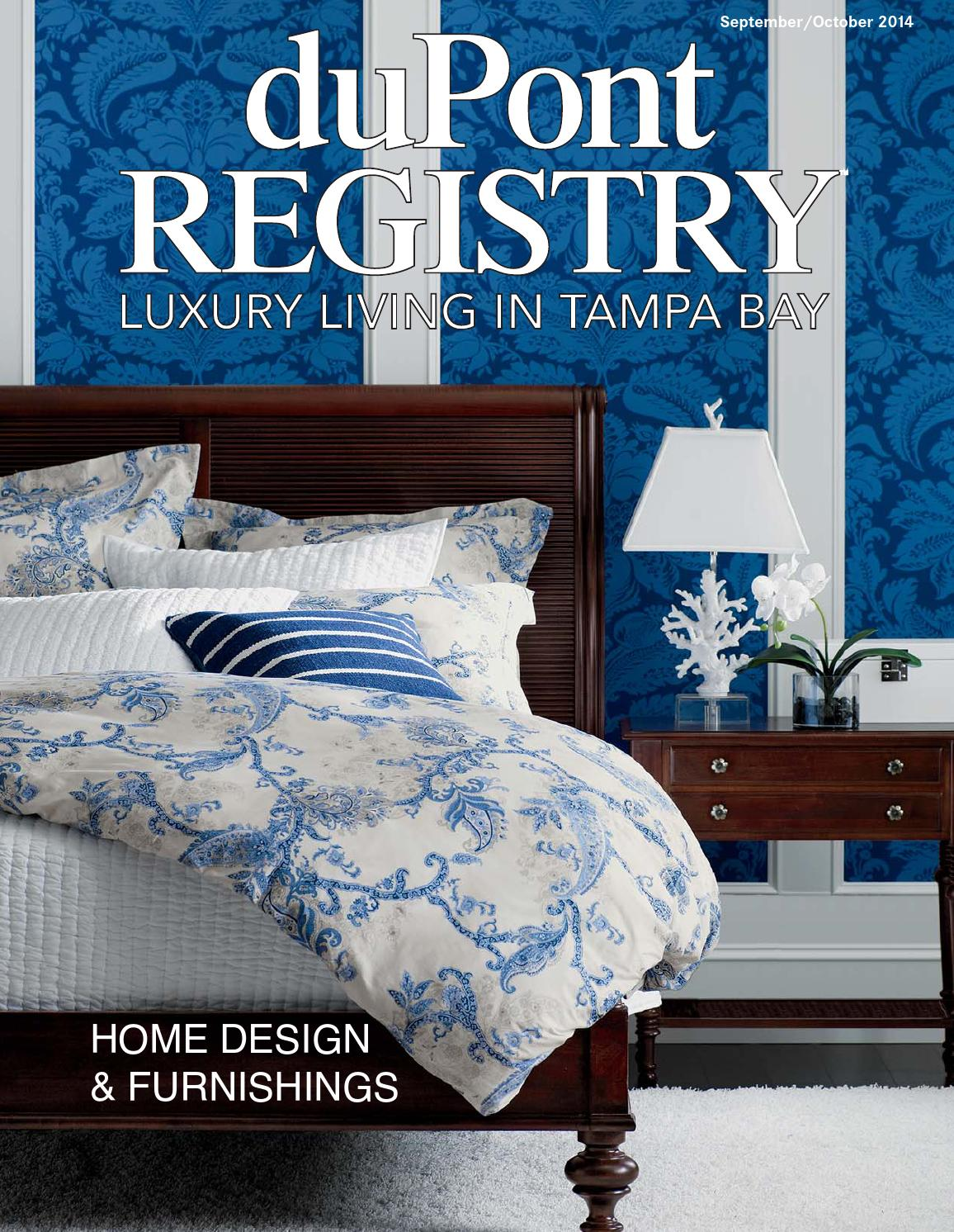 7e69f9bf6454b2 duPontREGISTRY Tampa Bay September/October 2014 by duPont REGISTRY - issuu