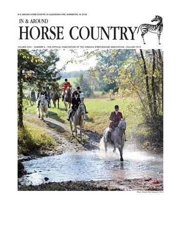 In & Around Horse Country by Marion Maggiolo - issuu