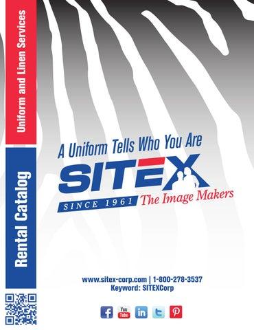 ce1a1a6c 2014-2015 SITEX rental catalog by Sitex Corp - issuu
