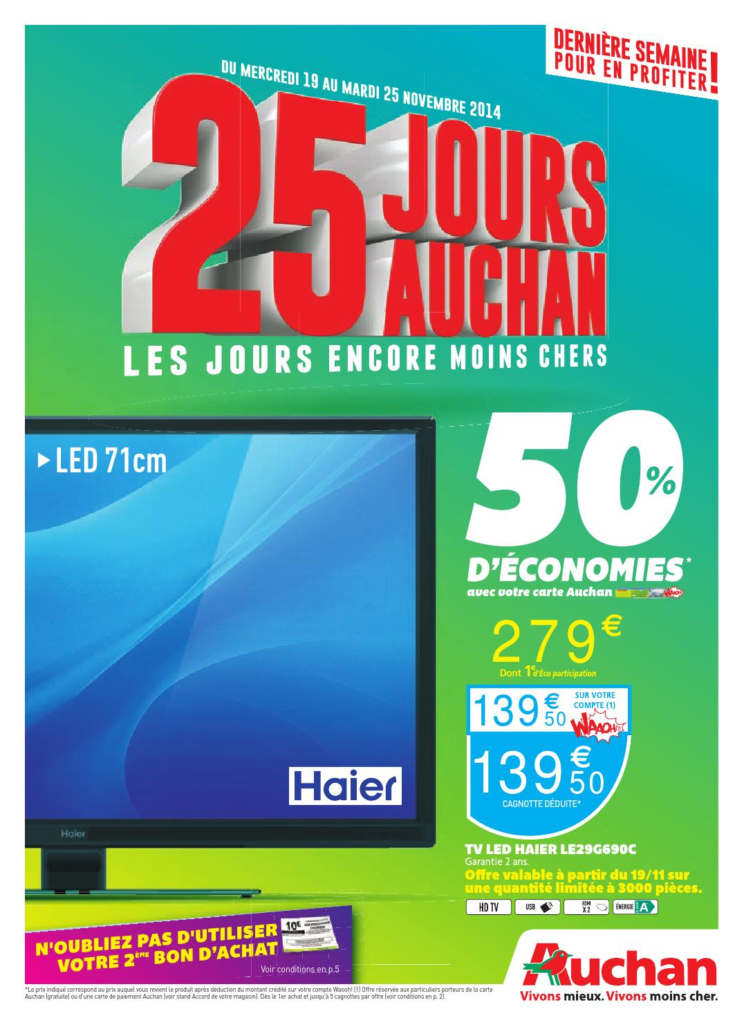Auchan Catalogue 19 25novembre2014 By Promocataloguescom