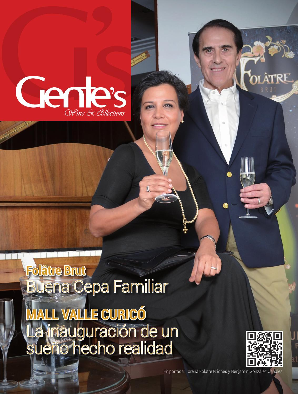 Gente 39 s 75 by grafica revista gentes issuu for Viveros en curico
