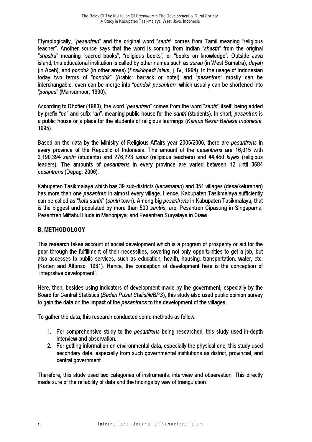 International Journal of Nusantara islam vol 01 no 01 by