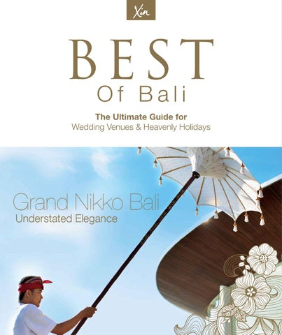Best Of Bali Vol 11 By Wanaka Publishing Issuu
