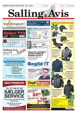 2b74995e8bb Salling avis 47-2014 by Salling Avis - issuu