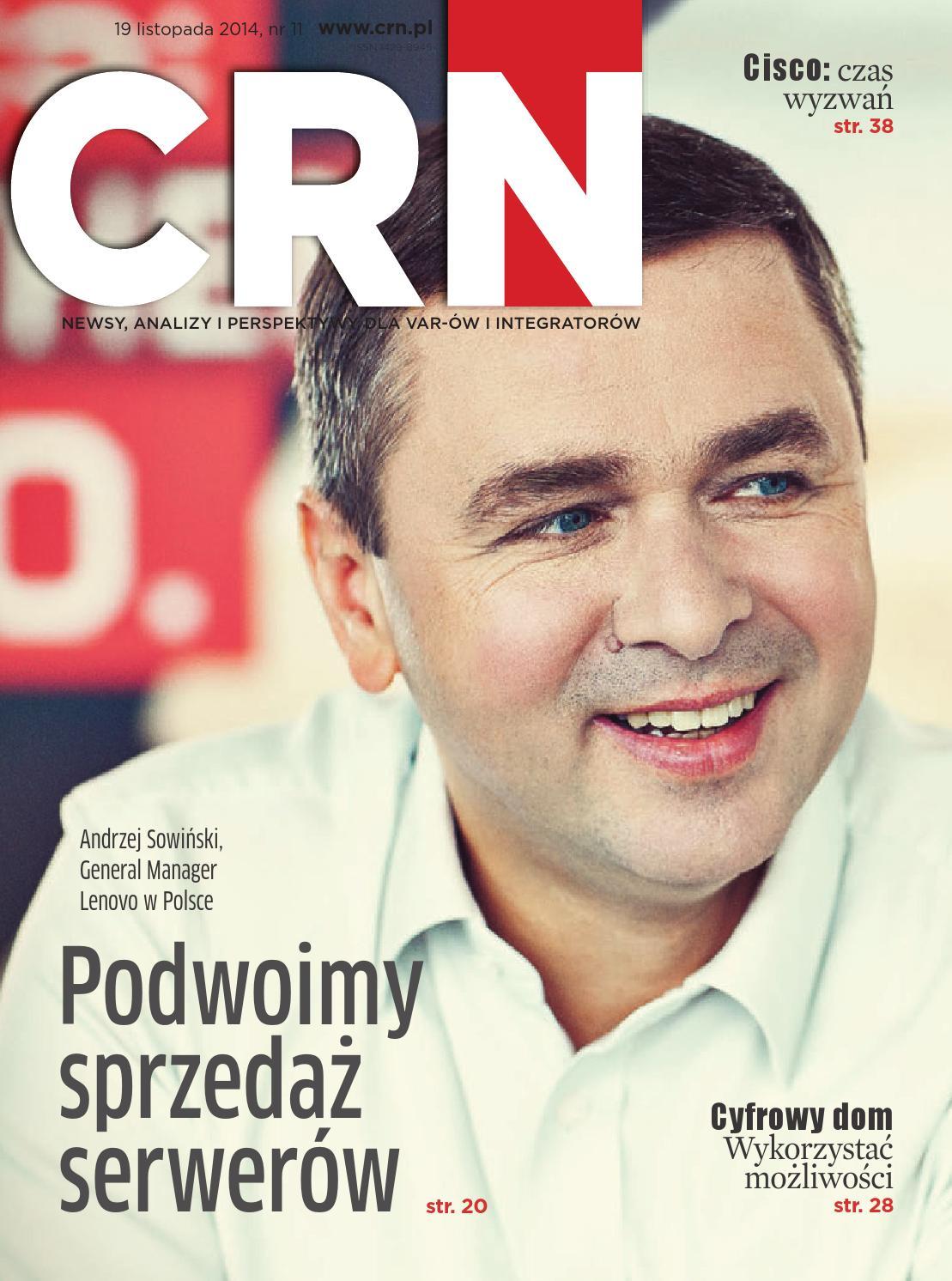 ac67fd252b CRN Polska by CRN Polska - issuu