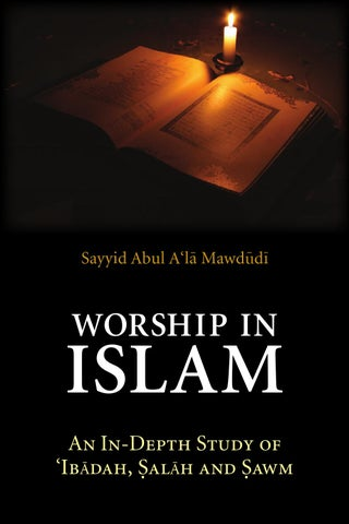 Maududi fundamentals of download islam