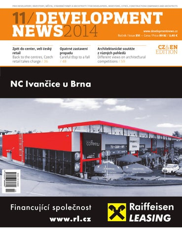 a8ba09699dd Development news cz 11 2014 by Development news - issuu
