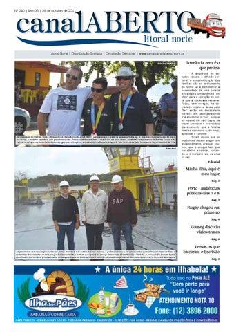 Jca 240 by JCA Jornal Canal Aberto - issuu 3f457db836a73