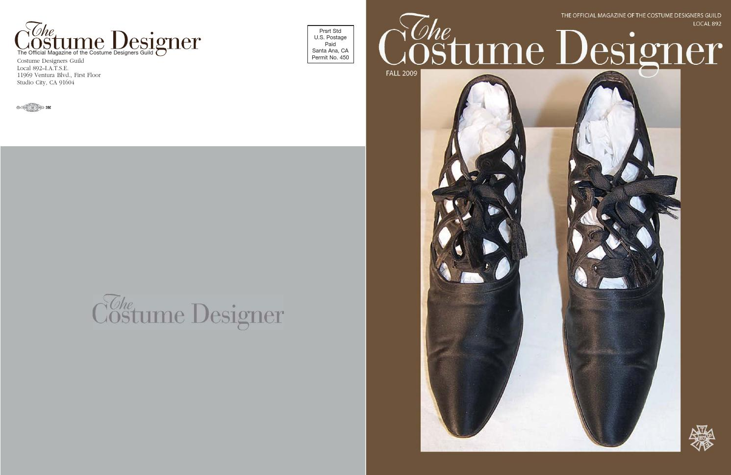 The Costume Designer Fall 2009 By Costume Designers Guild Issuu