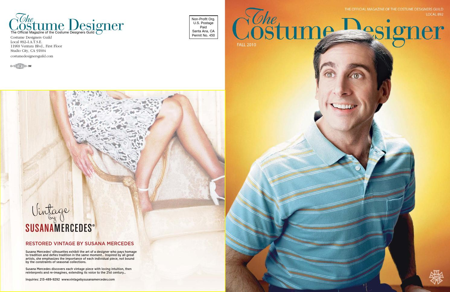 The Costume Designer Fall 2010 By Costume Designers Guild Issuu