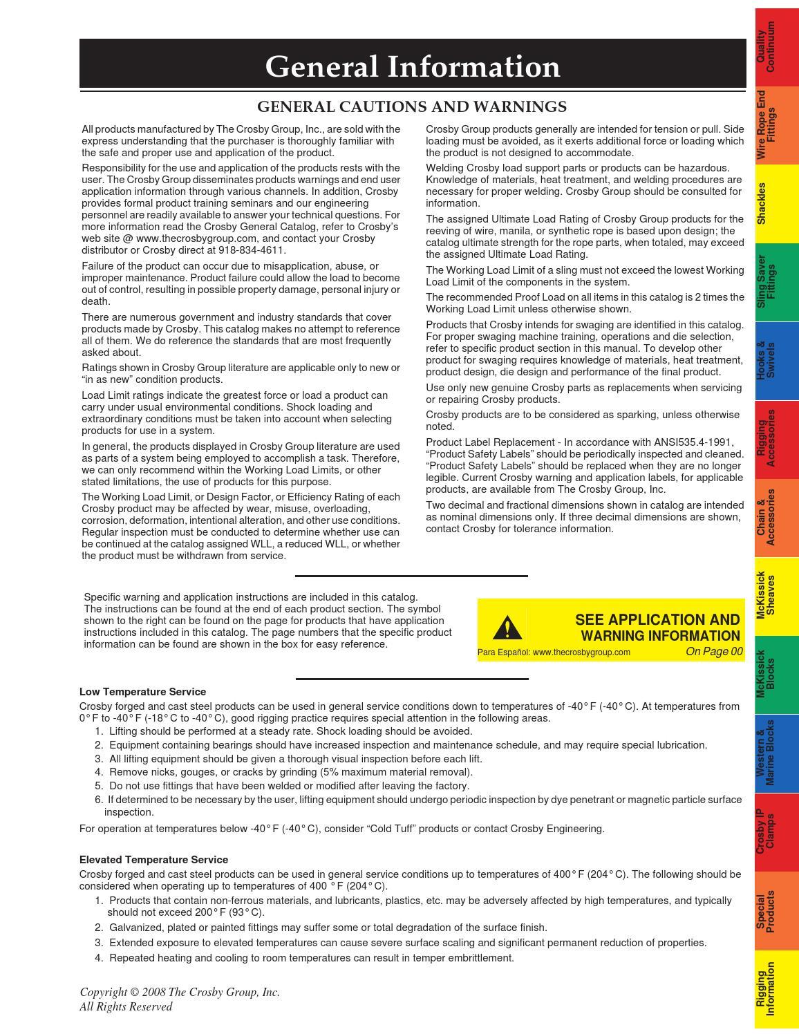 Crosby catalog by pgloomis issuu biocorpaavc Gallery