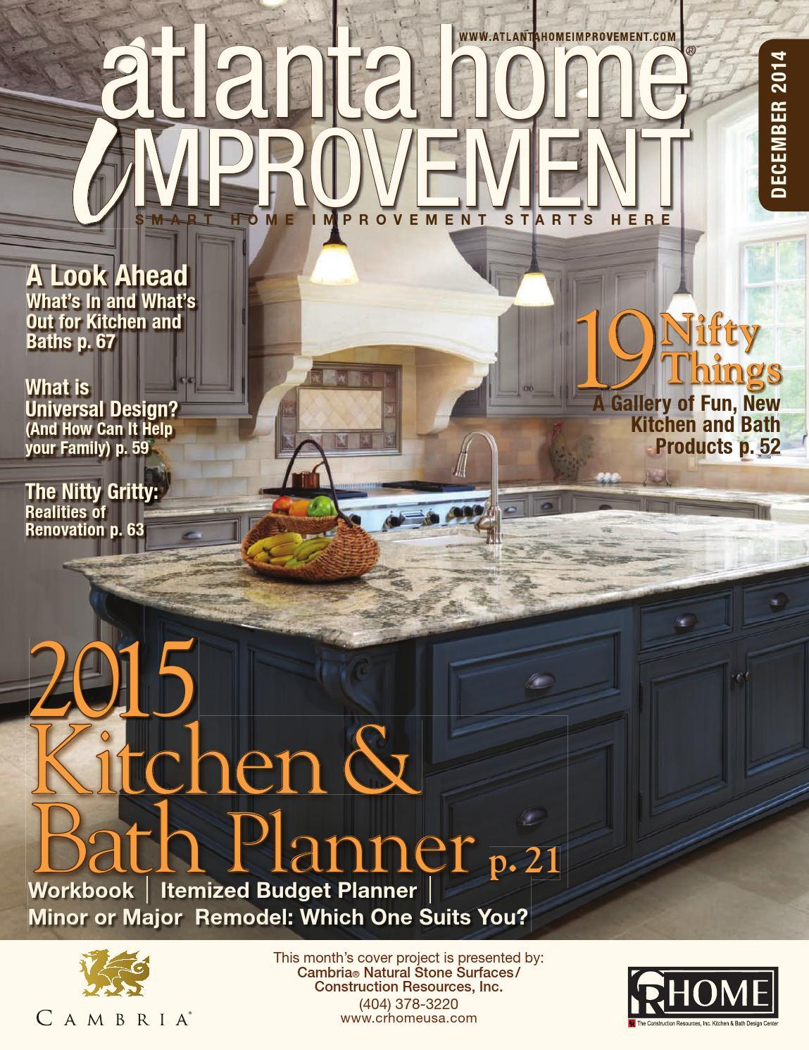 Atlanta home improvement 1214 by My