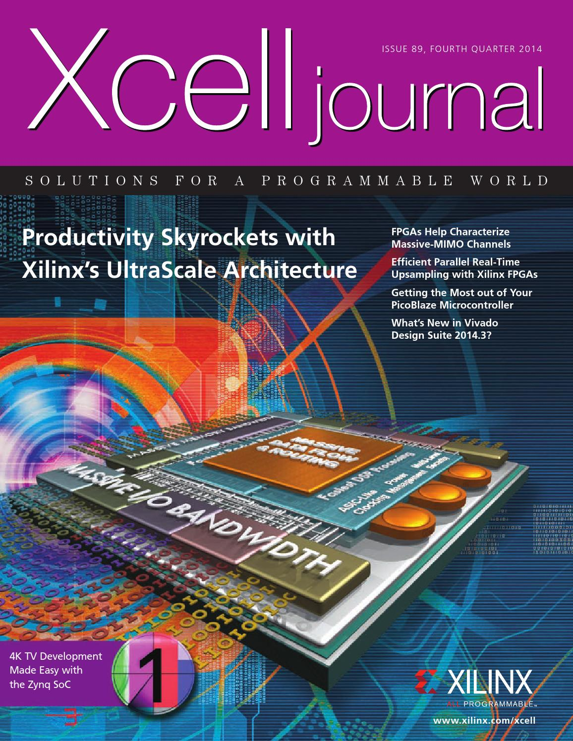 Xcell Journal Issue 89 By Xilinx Publications Issuu Online Circuit Simulator Analog Digital Mcu Vhdl And Rf Circuits