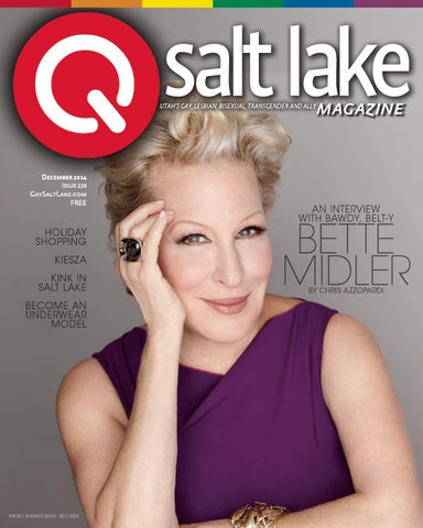 QSaltLake December 2014 By Magazine
