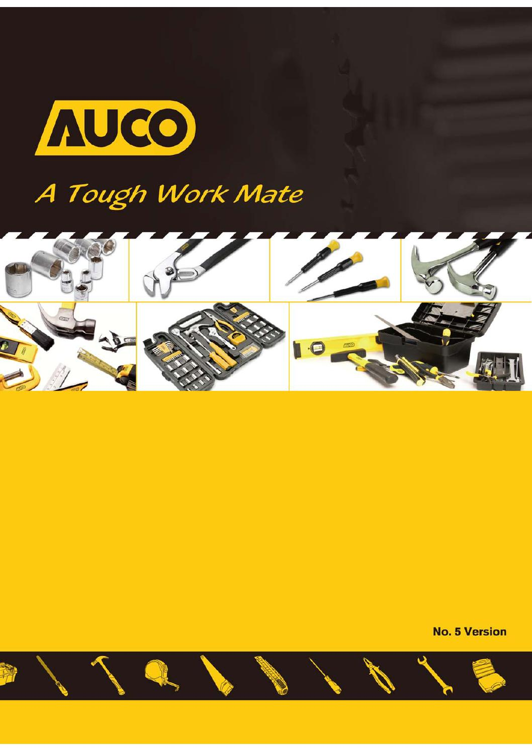 Auco diy hand tool catalogue by jackeyhan - Issuu