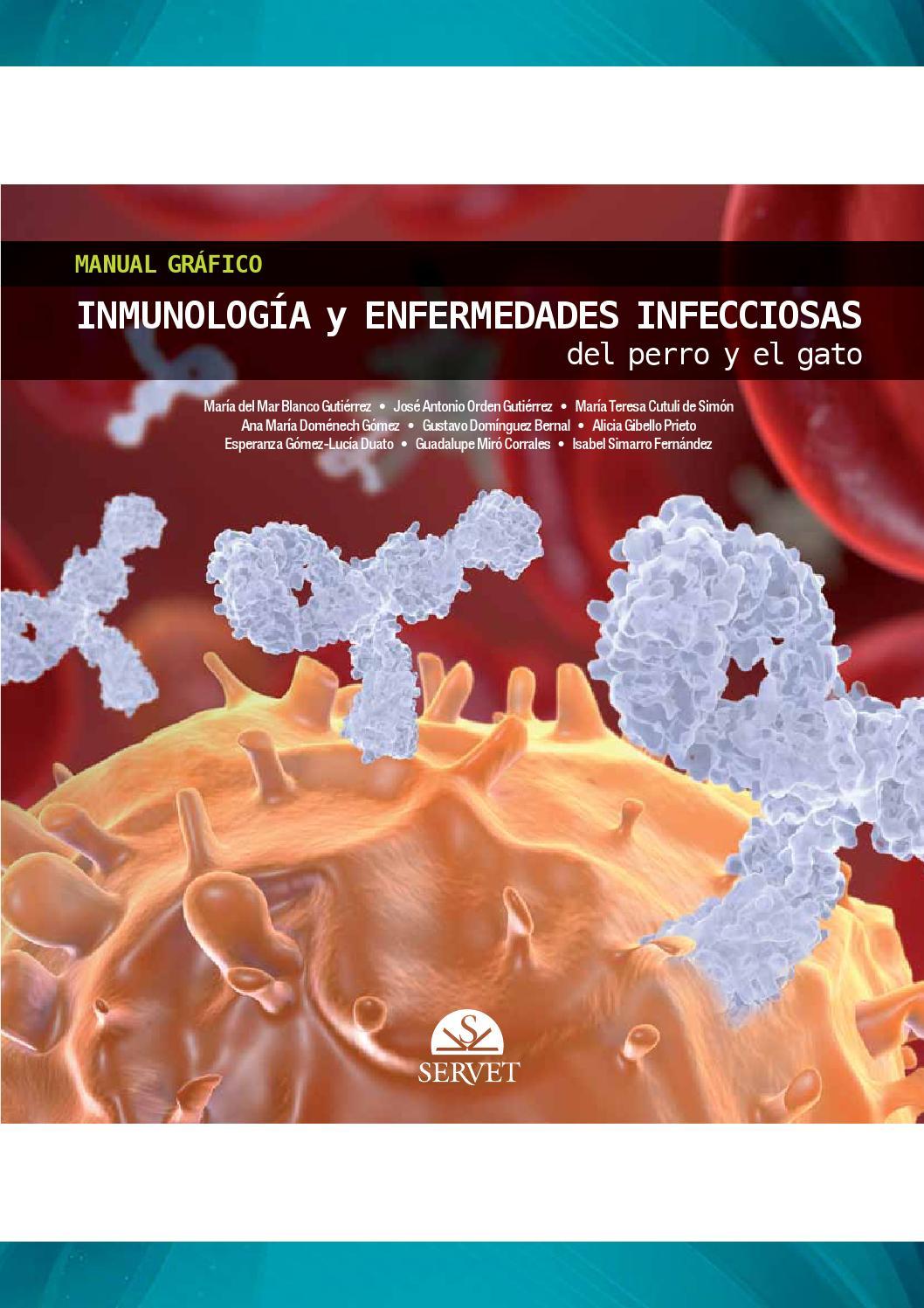 Manual gráfico de Inmunología y enfermedades infecciosas del perro y el  gato by Grupo Asís - issuu