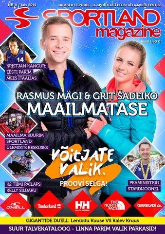 c2f8d7f6ef4 Sportland Magazine #11 by Sportland Eesti - issuu