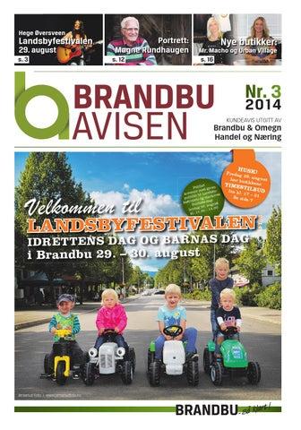 e6dc8283 Brandbuavisen nr. 3 - 2014 by KAN Reklamebyrå - issuu