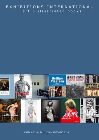 Exhibitions International New Titles Fall 2014 Lr By Exhibitions