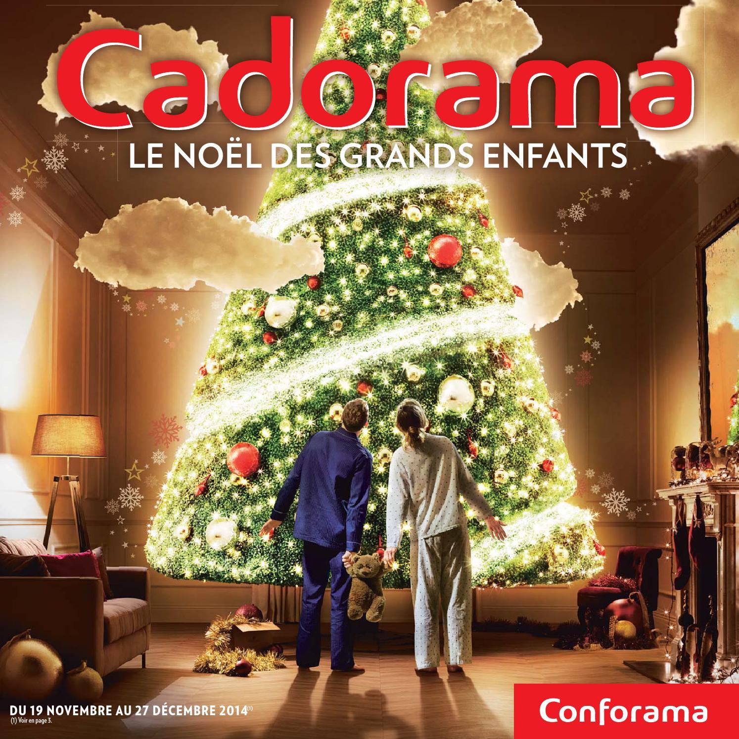 Conforama Catalogue 19novembre 27decembre2014 By