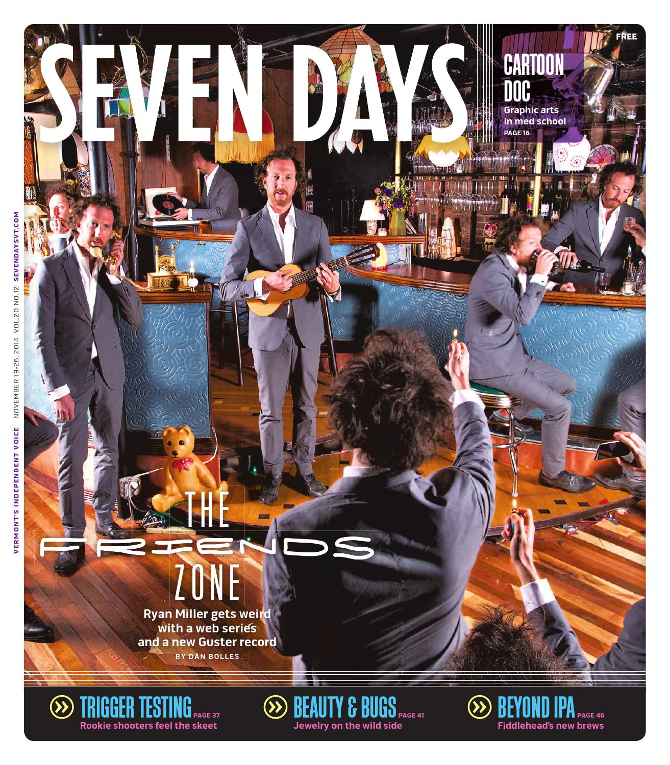 Seven Days November 19 2014 by Seven Days issuu