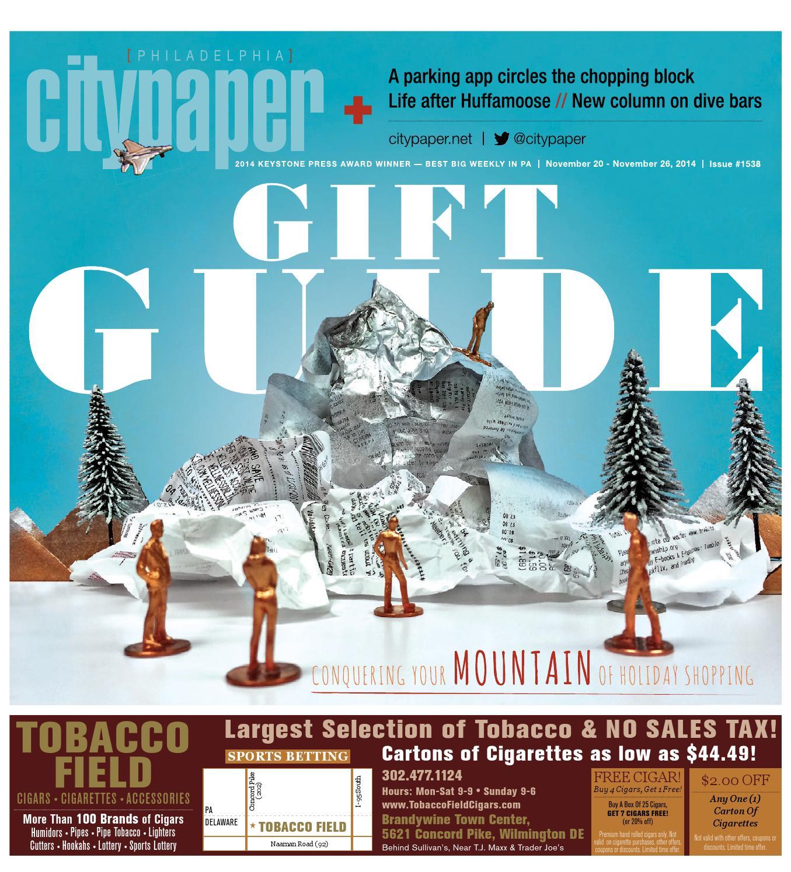 Philadelphia City Paper, November 20th, 2014 by Philadelphia City Paper -  issuu