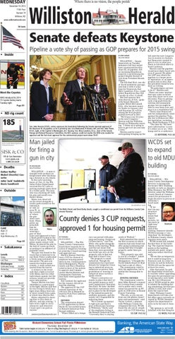0a1ae7c30c9456 11 19 14 - Williston Herald by Wick Communications - issuu