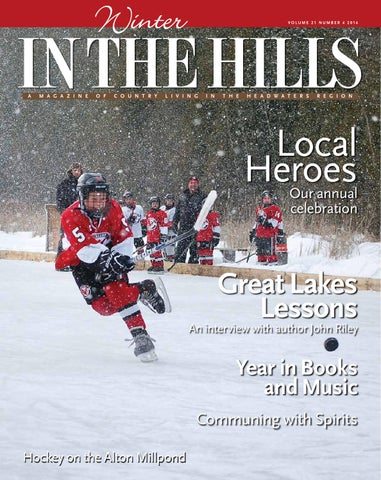 Winter in the hills 2014 by in the hills magazine issuu page 1 malvernweather Image collections