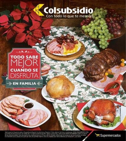 724c5b52838 Catálogo del 17 al 30 de noviembre - SUPERMERCADOS COLSUBSIDIO by ...