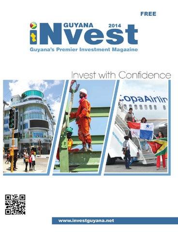 Explore Guyana 2020 Magazine by AMS St. Lucia issuu