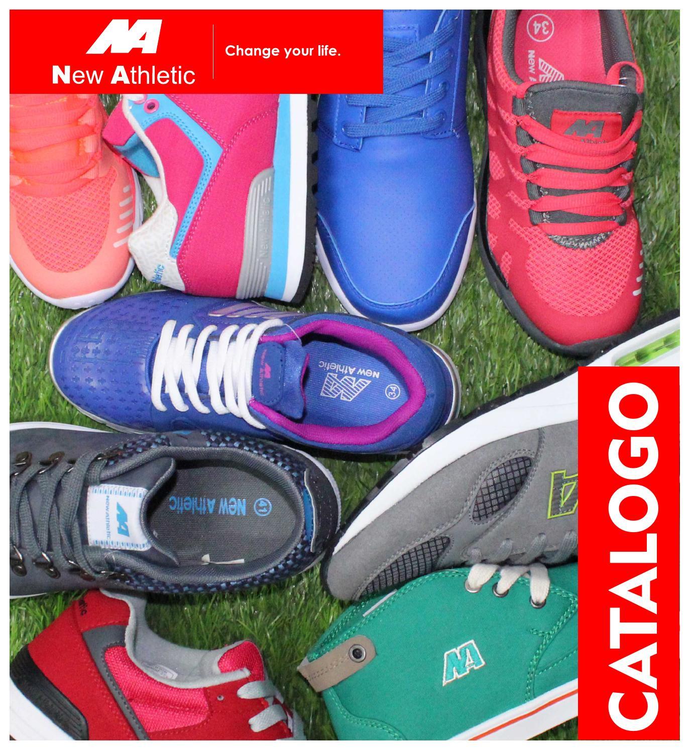 087617c7 Catalogo New Athletic N° 01-2014 by New Athletic - issuu