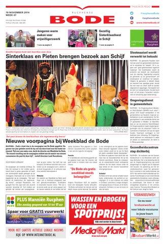 c8c1f94b159 Rucphense Bode 19-11-2014 by Uitgeverij de Bode - issuu