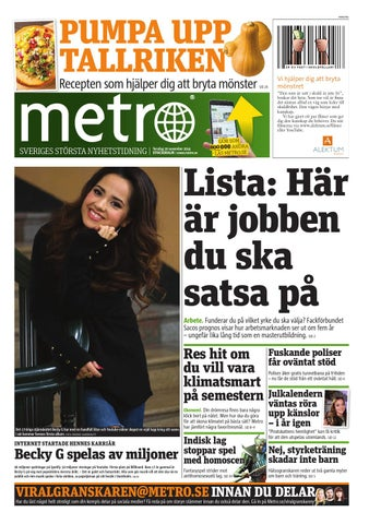 e95bc161f91 20141120_se_stockholm by Metro Sweden - issuu